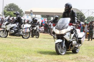 Photo of Commissioning of Security Equipments to RRS & Nigeria Police Force